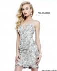 SH 9806 платье шери хил
