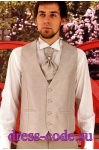 Мужской костюм 2106 Baggi бежевого цвета