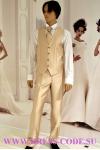 Мужской костюм D1162-26-35 золотой