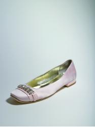 Свадебные балетки Penrose 10161