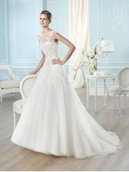 Свадебное платье HALLAND