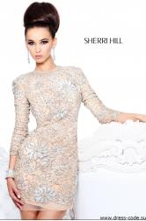 SH 21073 платье вечернее