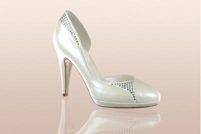 Свадебные туфли F 7416