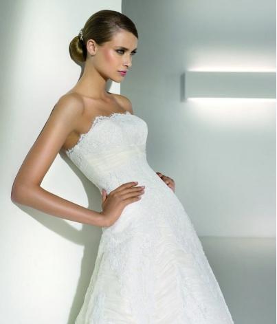 MAGNOLIA свадебное платье (Испания) | Испанские платья | Свадебные