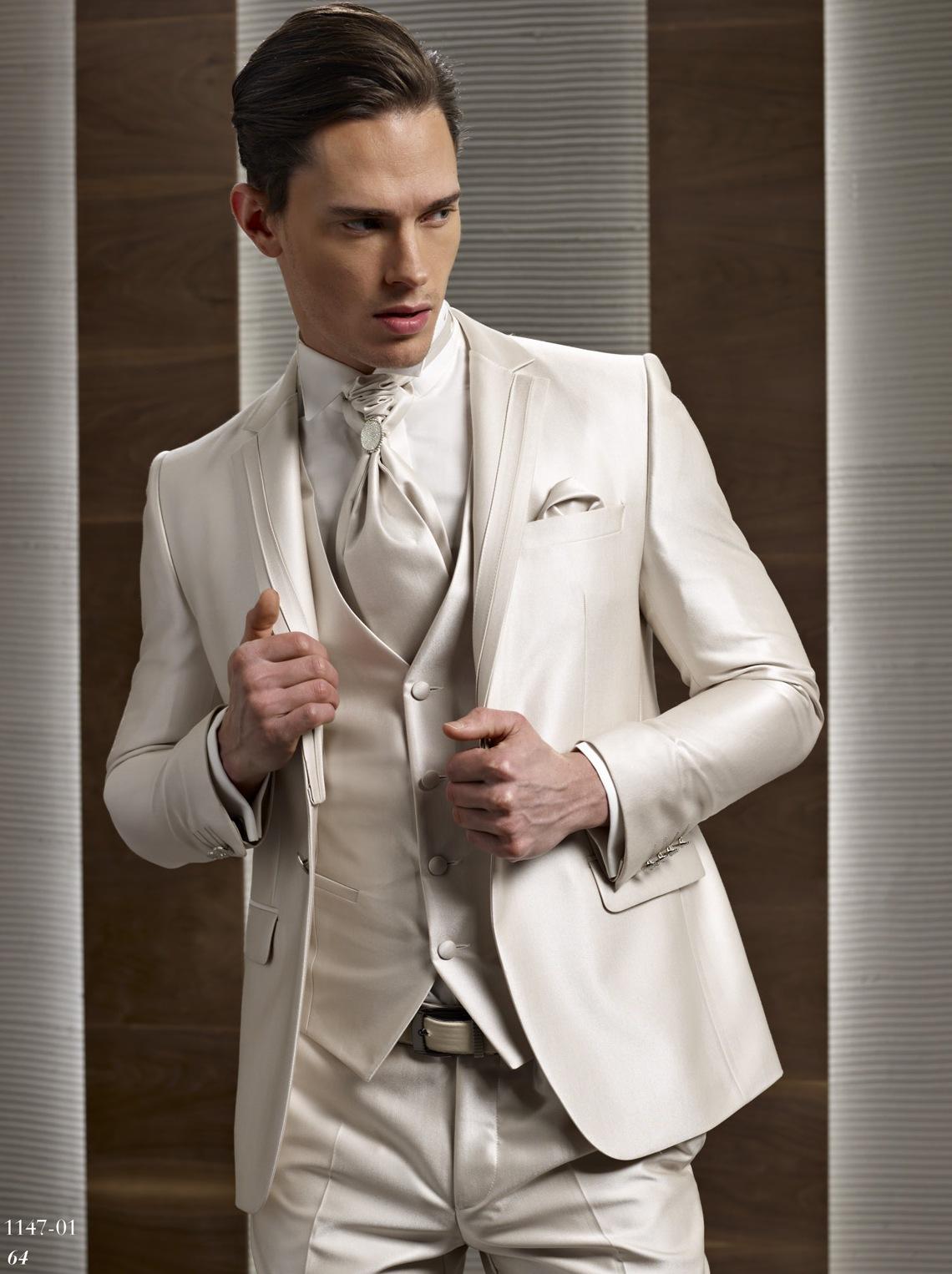 Мужской костюм 1147-01 | Костюмы мужские недорогие CERIMONIA