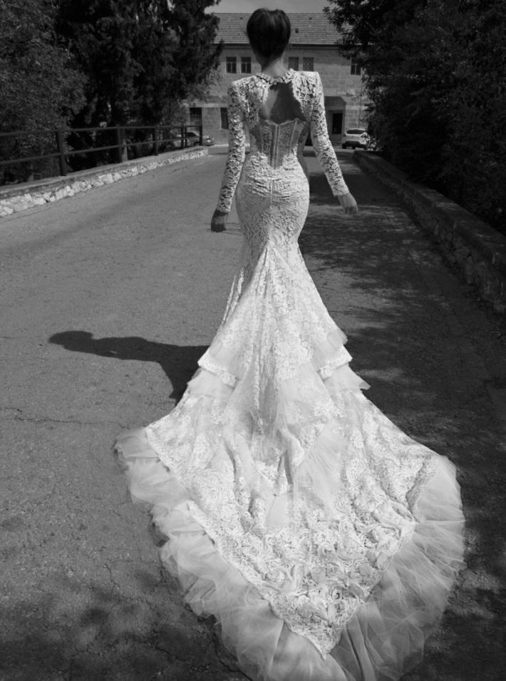 ID 7   Свадебные платья Inbal Dror (Израиль