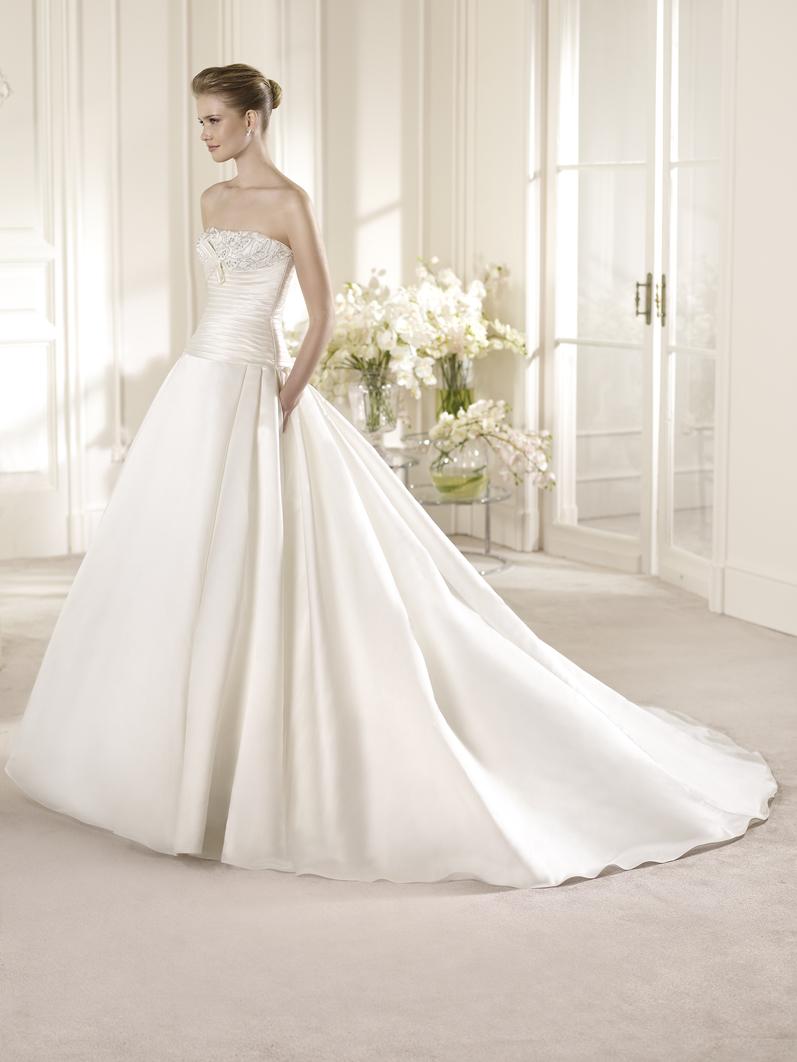 Свадебное платье ANCLA | SAN PATRICK (Испания) | Свадебные платья