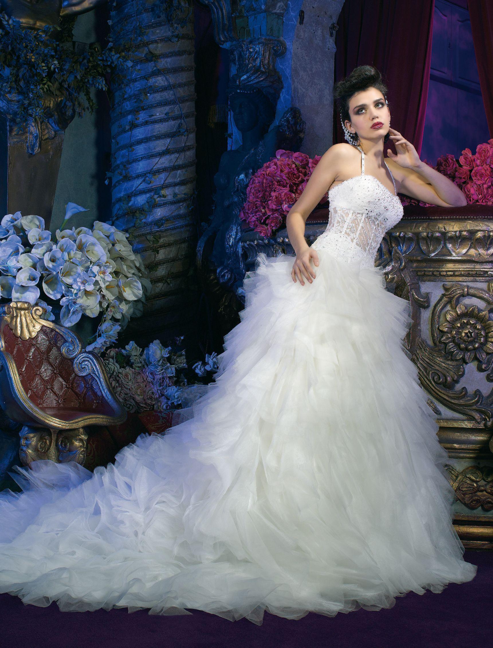 Свадебный корсет и юбка фото