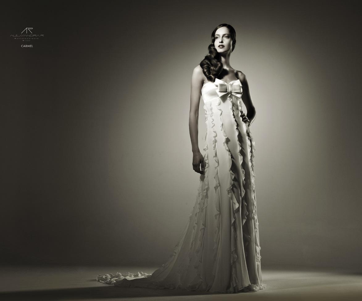 Свадебное платье AR 1029 CARMEL | Свадебные платья от ALESSANDRA
