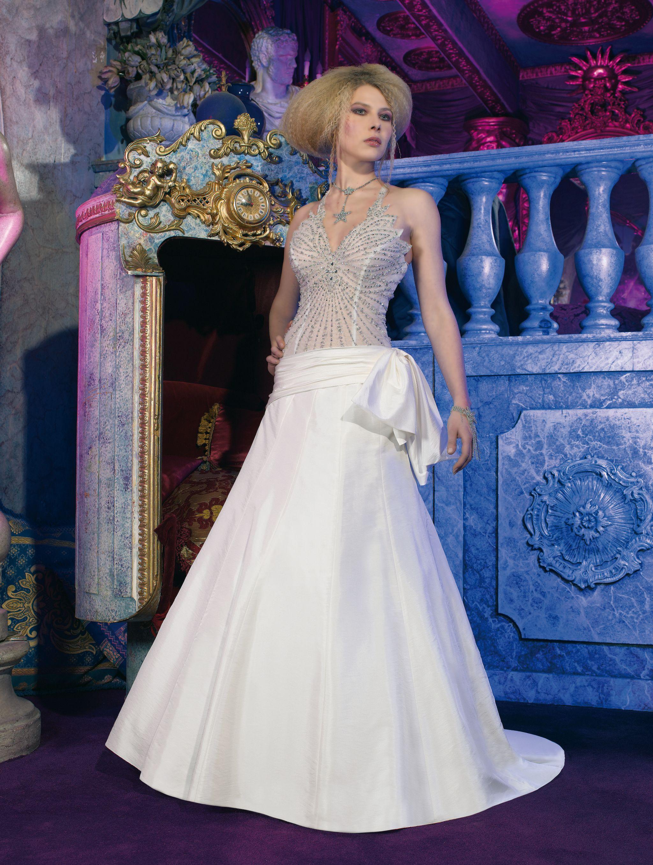Свадебное Платье Италия Беж Золото 31