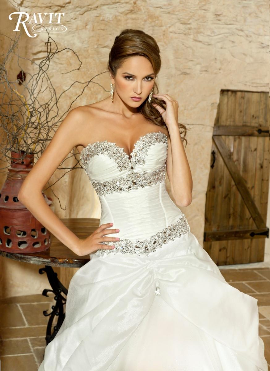 Wedding Saloon :: Свадебное платье Израиль - Свадебные платья и