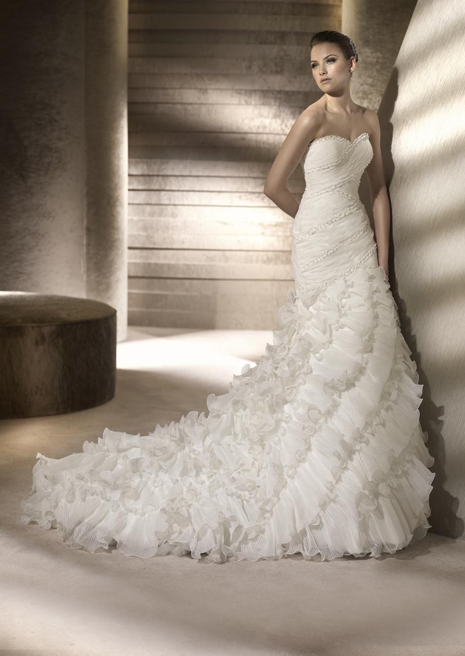 SAN PATRICK свадебные платья сан патрик   Свадебные платья