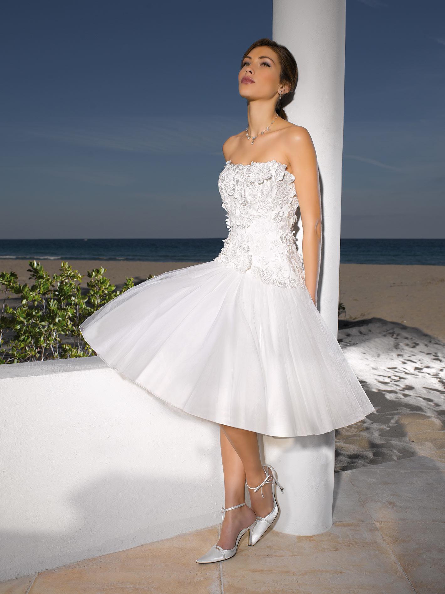 Купить Свадебные Платья Короткие Фото