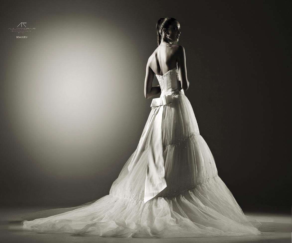 Платье ar 90717 baeulieu свадебные платья