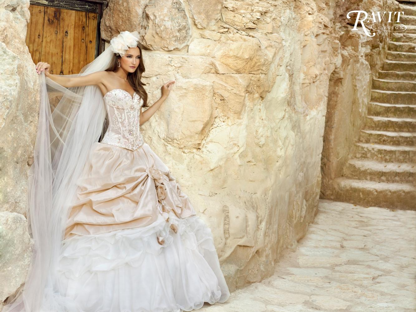Свадебное платье RD C226+S201 | Израильские свадебные платья