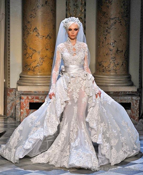 Свадебное платье сшить на заказ по индивидуальным меркам! | Новости