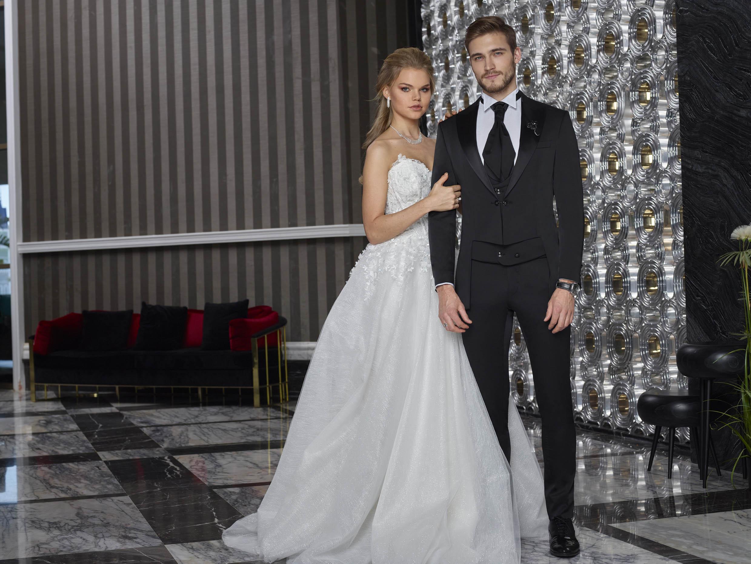свадебный фрак для жениха