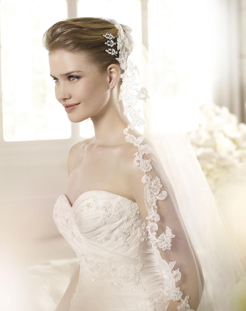 Новые модели свадебных платьев San Patrick 2013 года! Самые модные модели этого сезона! | Новости