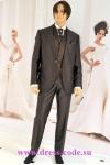 Мужской костюм 141S220 SIDNEY BROWN