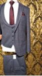 Мужской костюм кэжуал (casual) 15096