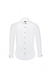 Мужская сорочка приталенная Slim Fit
