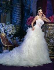 Свадебный корсет KS106-24 и юбка KS106-38