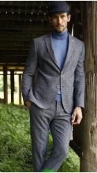 Мужской костюм кэжуал (casual) 3