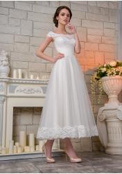 Ребекка короткое свадебное платье