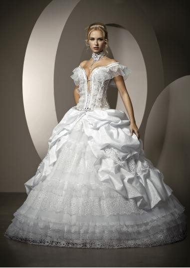Свадебный корсет с юбкой RD 133