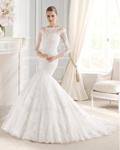 Свадебное платье Eunice