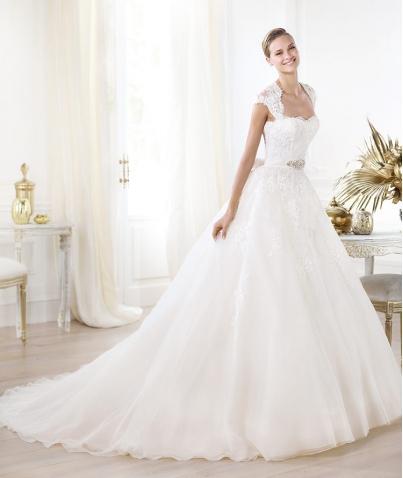 Свадебное платье LEOZZA
