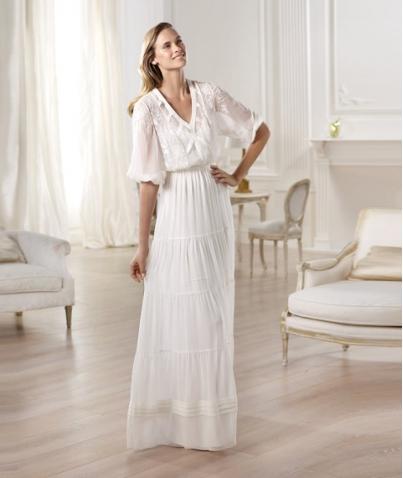 Свадебное платье Omaira