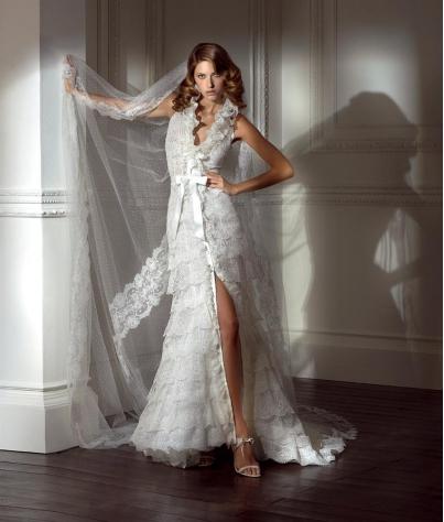 SABRINA свадебное платье (Испания)