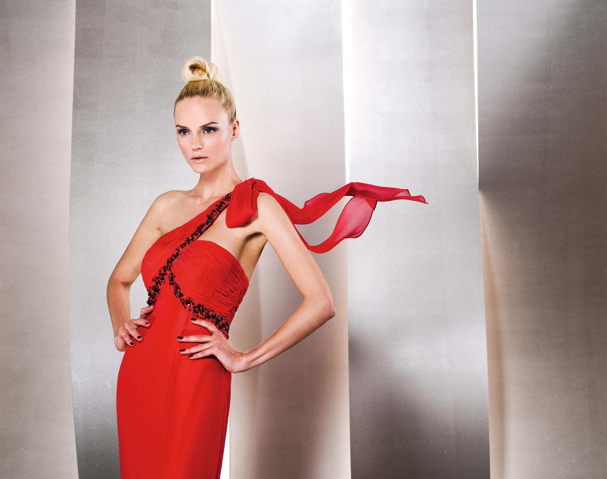 Купить Длинное Красное Платье